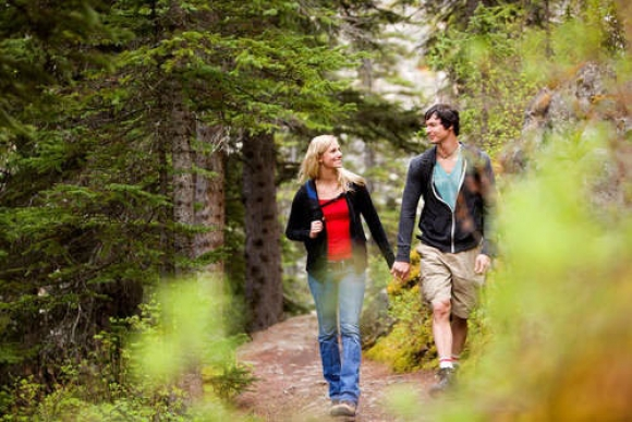 Diez beneficios de caminar