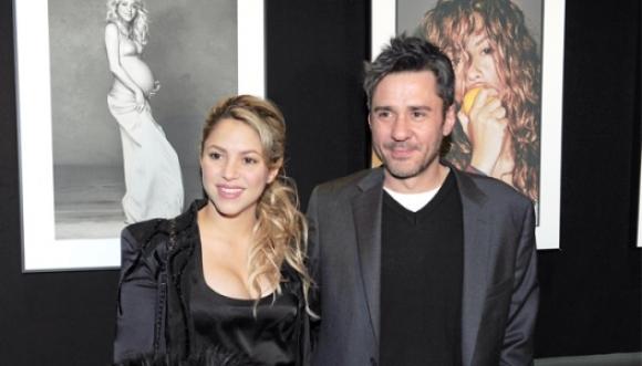 Reapareció Shakira en eventos sociales