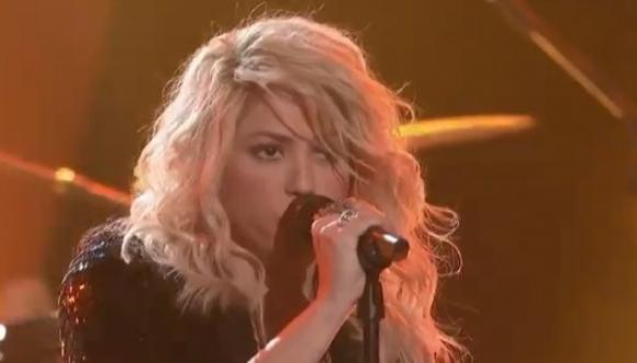 Presentación de Shakira en La Voz