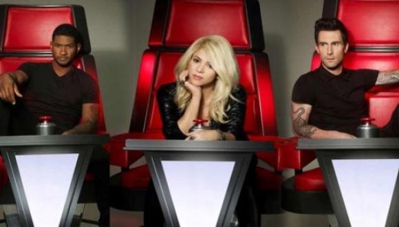 "Esperan a Shakira en ""La Voz"""