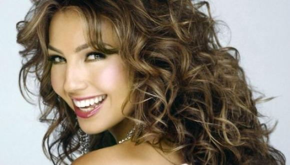Thalía y su poca fama en EE.UU.