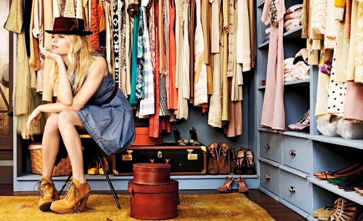 Organiza de esta forma tu clóset y siempre tendrás ropa nueva