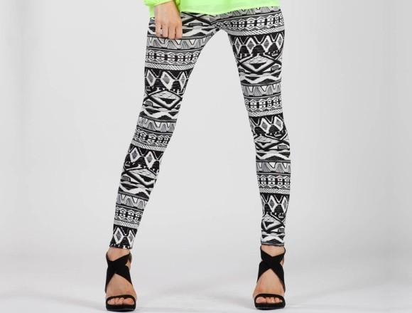Los leggins que están de moda