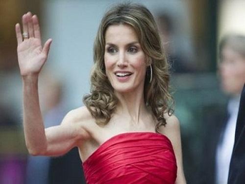 Princesa Letizia de España