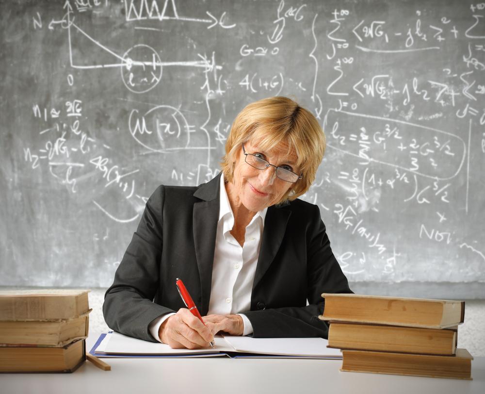 Profesora-real