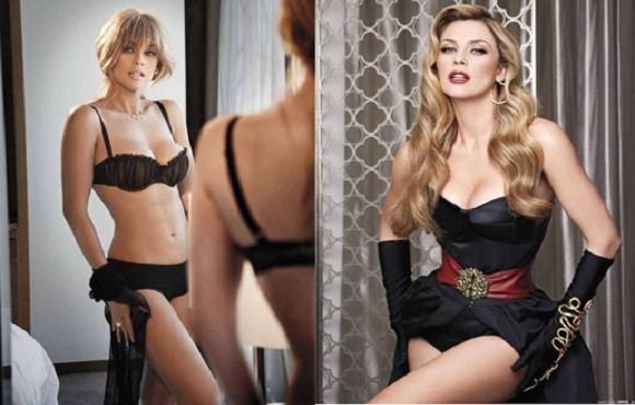 Te mostramos las sensuales fotos de la ex de Luis Miguel