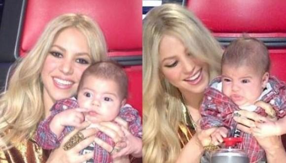 Shakira anuncia salida de The Voice