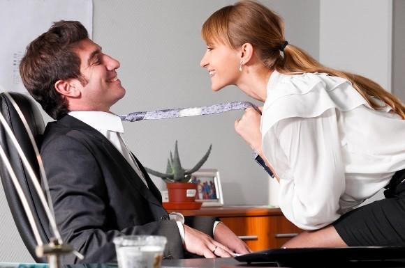 Romance en el trabajo