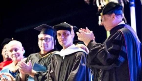 Marc Anthony reconocido con Doctorado en Artes
