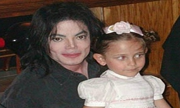Michaeland Paris Jackson