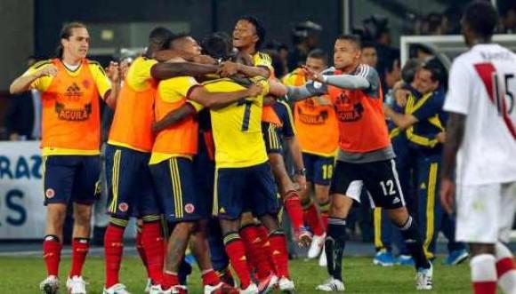 Colombia Vence a Perú y pone un pie en el Mundial de Brasil