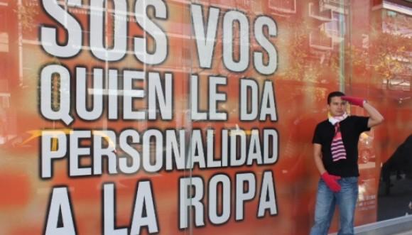 El pollo se lanza como modelo en Argentina