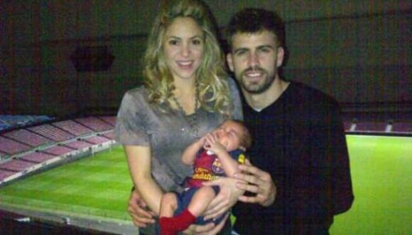 Piqué habla de rumores de matrimonio con Shakira