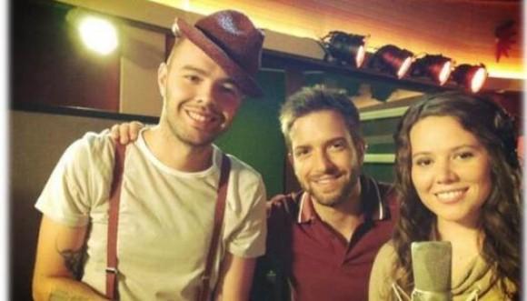 Jesse & Joy estrenan video con Pablo Alborán