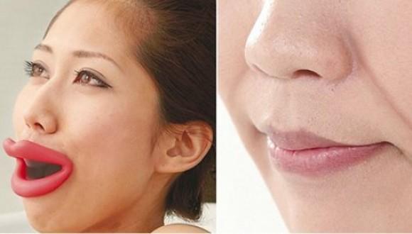 Curioso invento contra las arrugas