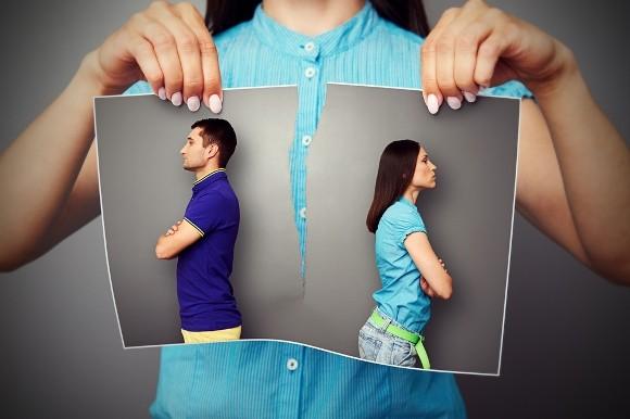 10 razones por las que la gente no se divorcia