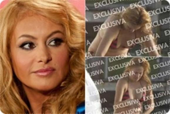 Impactante cambio físico de Paulina Rubio