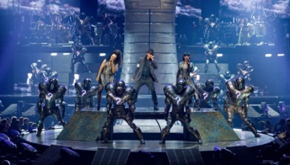 Conozcan el show de Cirque du Soleil tributo a Michael Jackson