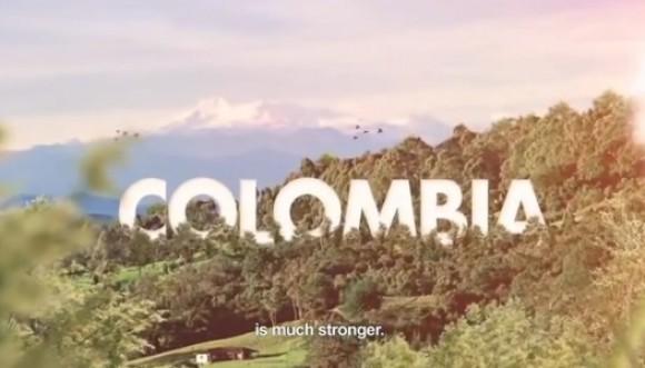 Vibremos con el video La respuesta es Colombia