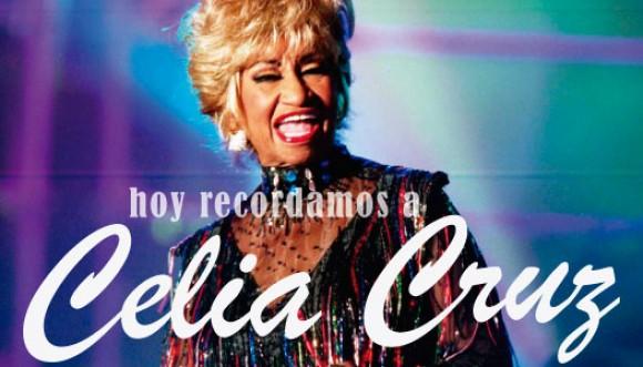 Hoy se cumplen 10 años sin Celia Cruz