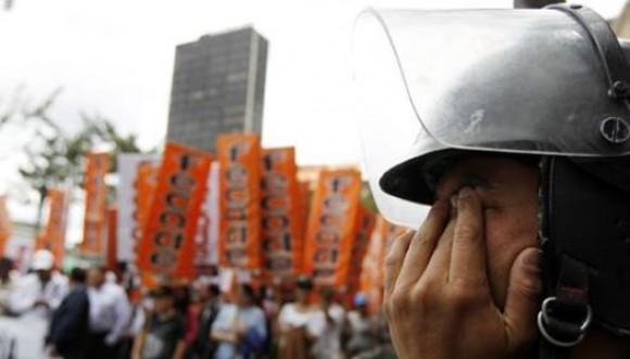 Tema del día: Cosas por las que colombianos NO protestamos