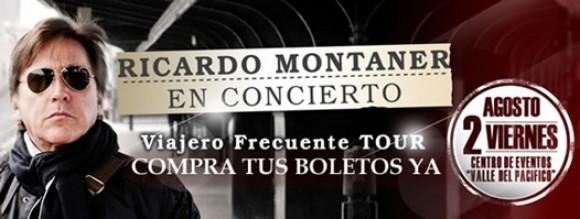 Ricardo Montaner supera cifras en Twitter
