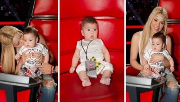 El hijo de Shakira ya tiene su camiseta del Barcelona