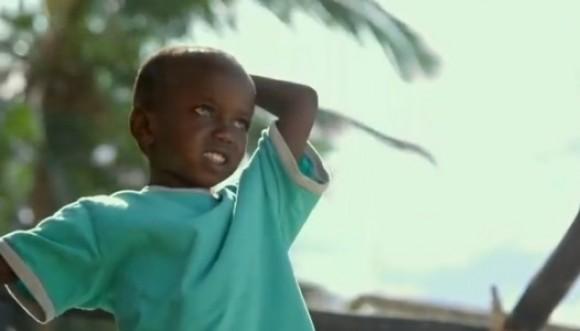 Los sueños de un niño africano sin agua potable