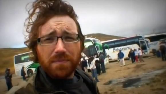 El video del hombre que visitó 201 países