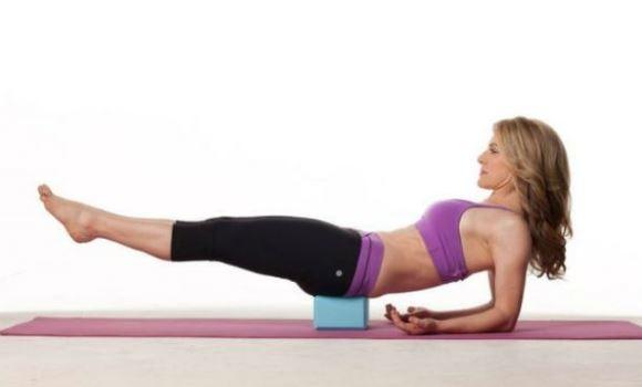 Posiciones de yoga para un vientre plano