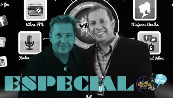 Especial: Ricardo Montaner y Vibra en entrevista íntima