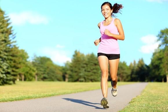 Correr con intervalos es beneficioso para las mujeres