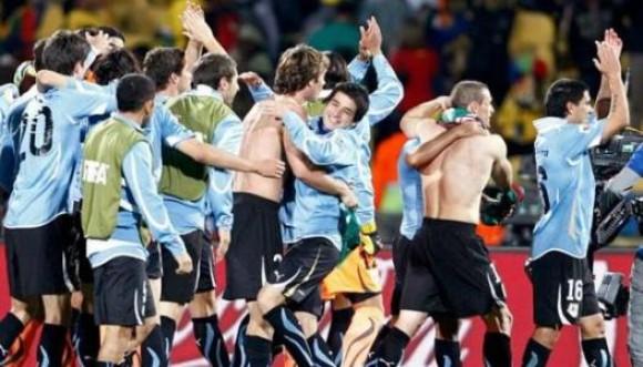 Colombia pierde ante Uruguay