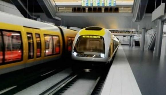 Definidas estaciones de la primera línea del Metro de Bogotá