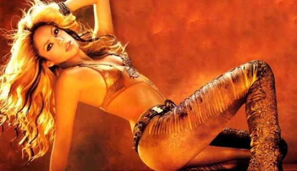 Victoria's Secret le da a Shakira premio a curvas más sexys