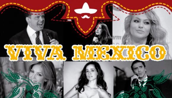 Especial: Vibremos con los mejores artistas mexicanos