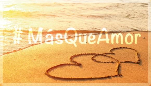 Ganadores de #MásQueAmor con la foto más romántica