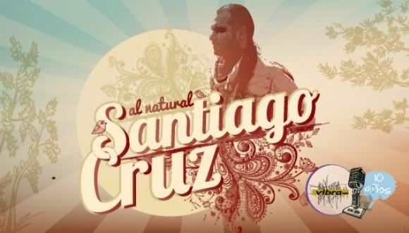 Santiago Cruz nominado al Latin Grammy y listo para Al Natural