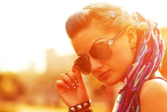 Cómo elegir tus lentes de sol apropiados