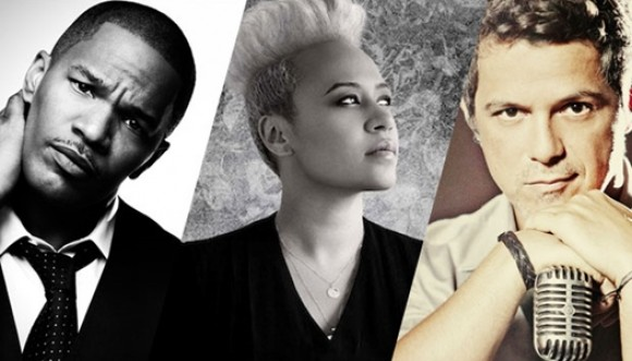 Alejandro Sanz se une a Jamie Foxx y Emeli Sandé para 'This Game is Over'