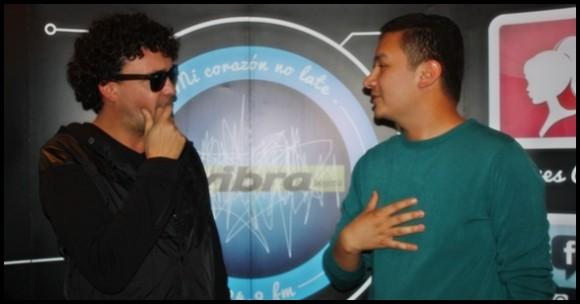 Andrés Cepeda nos enseña a dedicar sus canciones