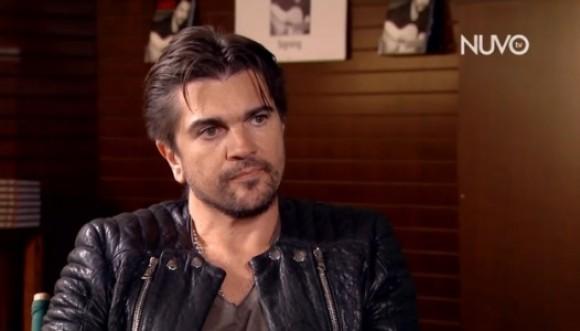 Juanes revela detalles de su vida privada en entrevista