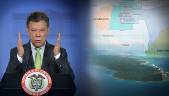 Video: Santos afirma que fallo de La Haya no es aplicable