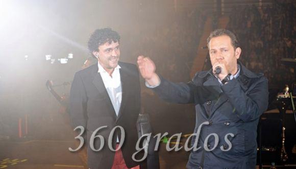 Así se vivió Al Natural con Andrés Cepeda 360°