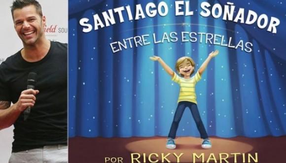 Ricky Martin lanzará libro para niños