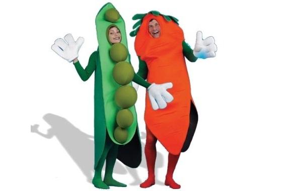 Guisantes (chu00edcharos) y zanahorias