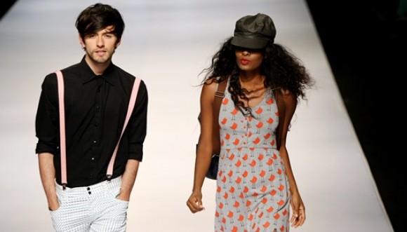 Propuestas de moda colombiana para 2014