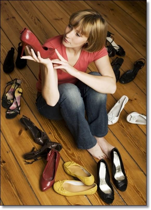 Cómo elegir los zapatos adecuados