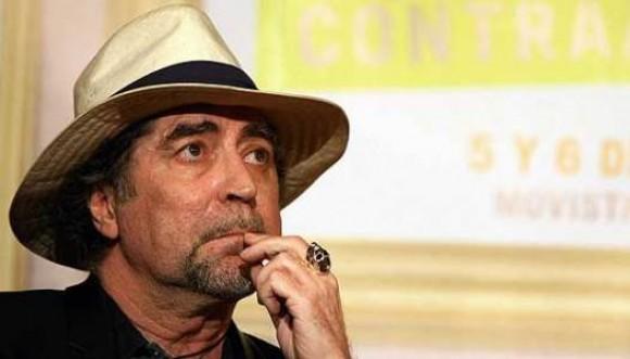 Joaquín Sabina es ingresado de urgencia al hospital