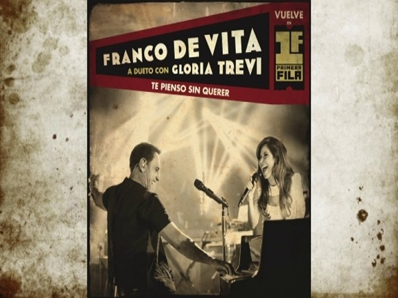 Video: Franco De Vita ft Gloria Trevi